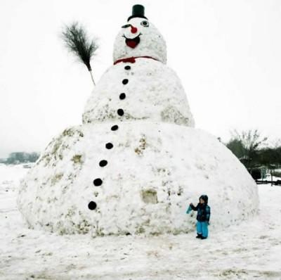 Milocinek Snowman