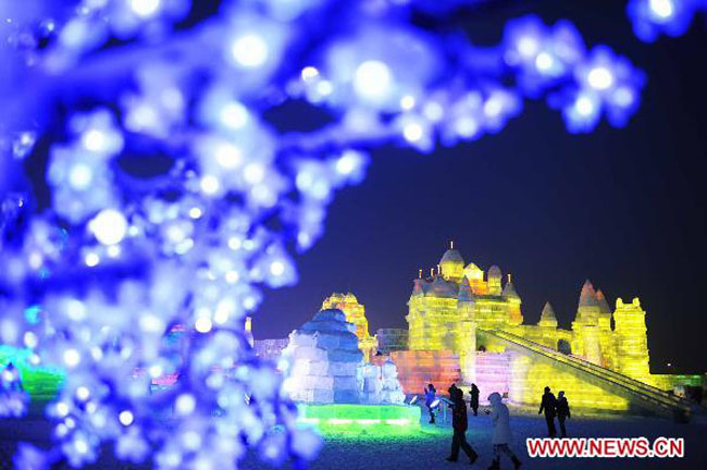 Harbin Ice and Snow Festival