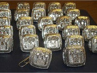 NFL Super Bowl Rings