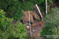 last uncontacted tribes01 200x133 Breathtaking photos of one of the worlds last uncontacted tribes