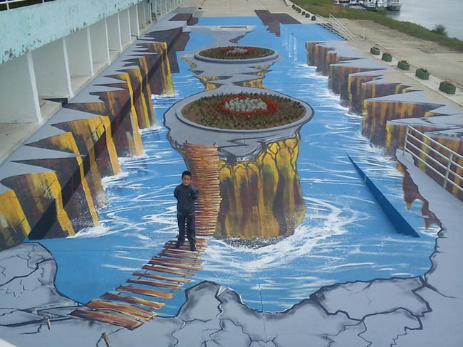 The Biggest 3D Picture In World