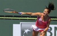 Tennis player Bojana Jovanovski flies to wrong city for tournament