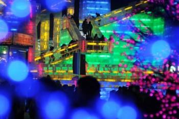 Harbin International Ice and Snow Festival 2012