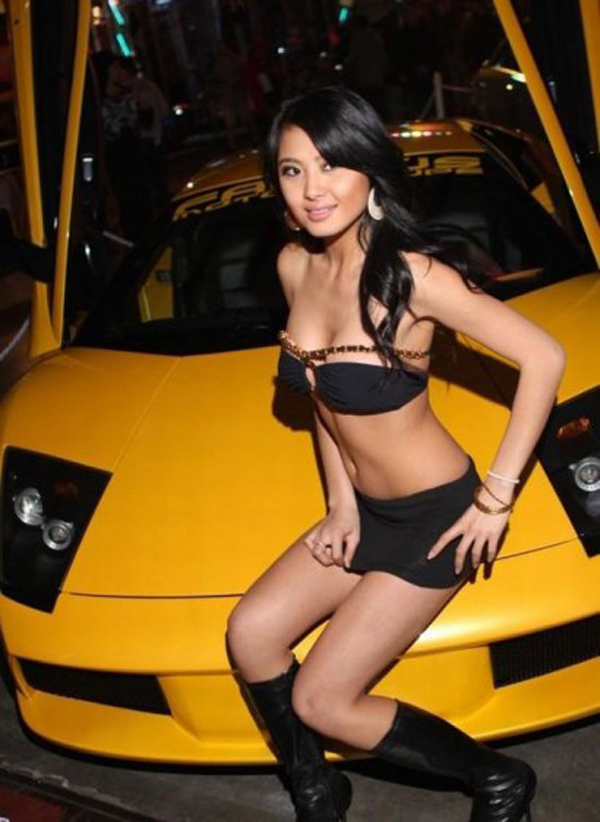 Sexy Girls & Hot Cars