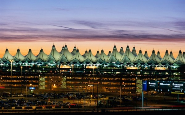Denver International Airport, Denver, Colorado, US