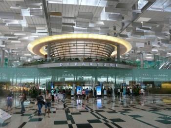 Incheon International Airport, Incheon, South Korea