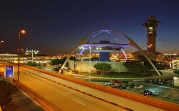 Los Angeles International Airport, Los Angeles, California, US