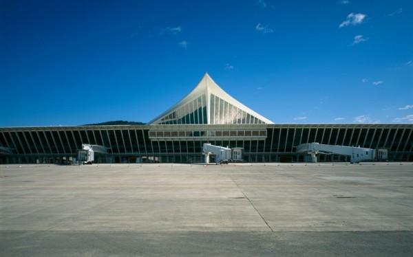Sondika Bilbao Airport, Bilbao, Spain