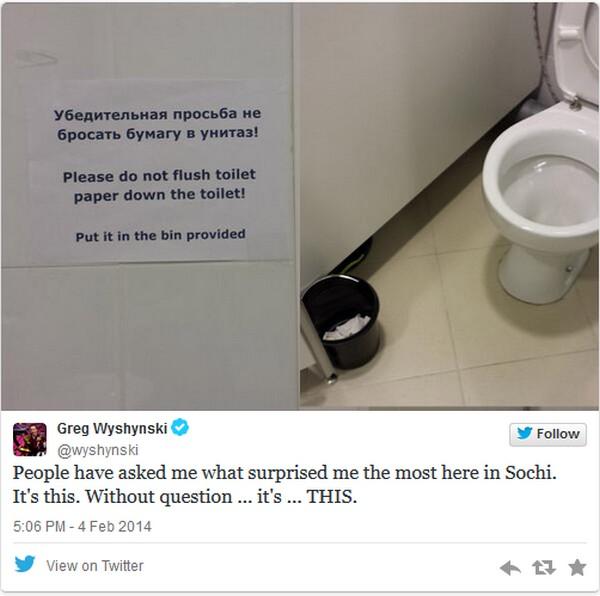 Funny Sochi photos