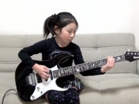 "8-Year-Old Girl Plays RACER X ""Scarified"" Cover"