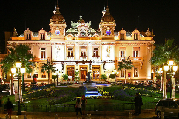 Casinos at Monte Carlo
