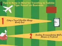6 Tips to Keep in Mind for Traveling to Tadoba Tiger Resort on Business [Infographic]