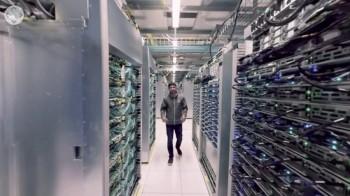Take a Google data center tour in 360°