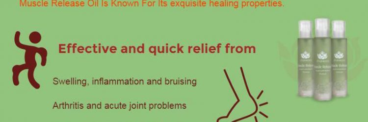 Complete Guide on Shankara Muscle Release Oil [Infographic]