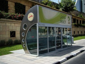 Creative and unusual bus stop designs