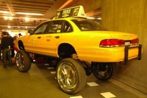 crown victoria taxi ny