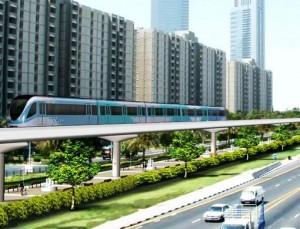 Dubai Metro 03