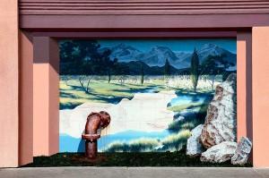 Drain - City of Bishop, California