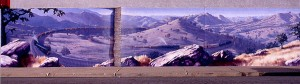 Art in Public Places, Tehachapi CA
