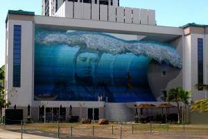 Mana Nalu Mural Project - Honolulu, Hawaii