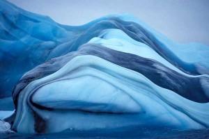 Striped Icebergs 02