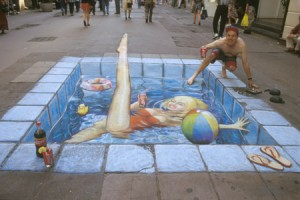 Swimming-Pool In The High Street.