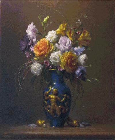 Blossom Art of Flowers - Winners 2011