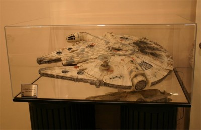 Star Wars Decorated Office