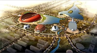 East China city Huainan to build ping-pong hotel