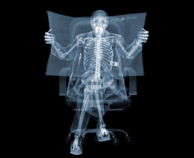 X-Ray Photography - Look Beyond The Surface