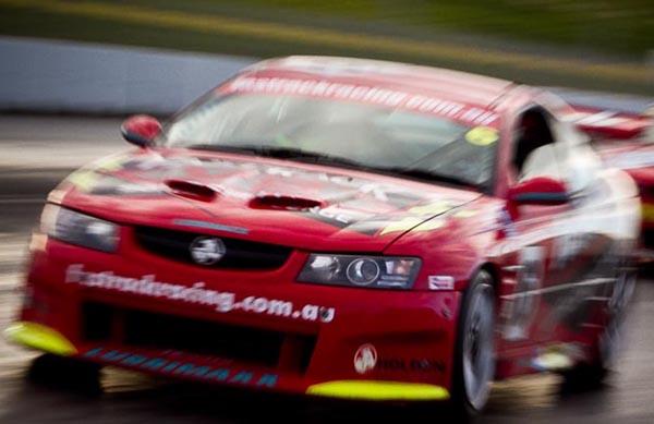 V8 Race Car