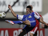 Novak Djokovic play footbal match