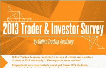 2013 Trader and Investor Survey Results [Infographic]