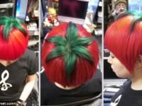 Weird japanese hairstyles