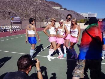 Photos of sexy cheerleaders