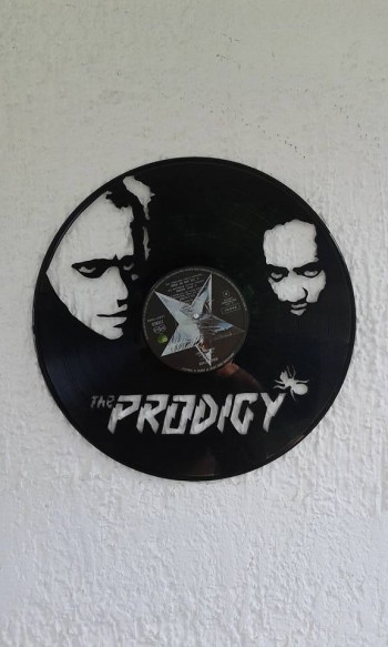 Amazing Arts from Old Vinyl Records