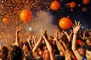 Intet siger fest som balloner